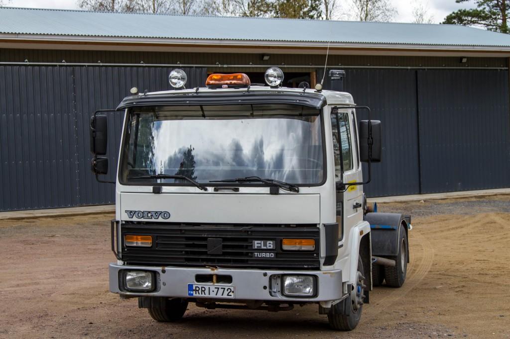 Kuorma-auto Volvo